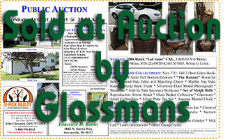 Sold by John Glassman Jr.