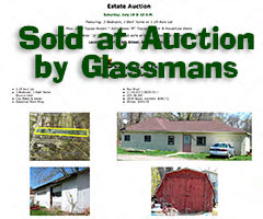 Sold at Auction by Glassmans